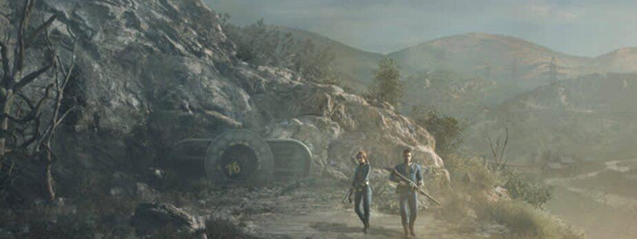 Fallout 76 bug