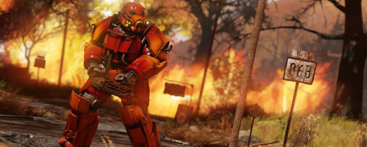 Fallout 76 battle royale
