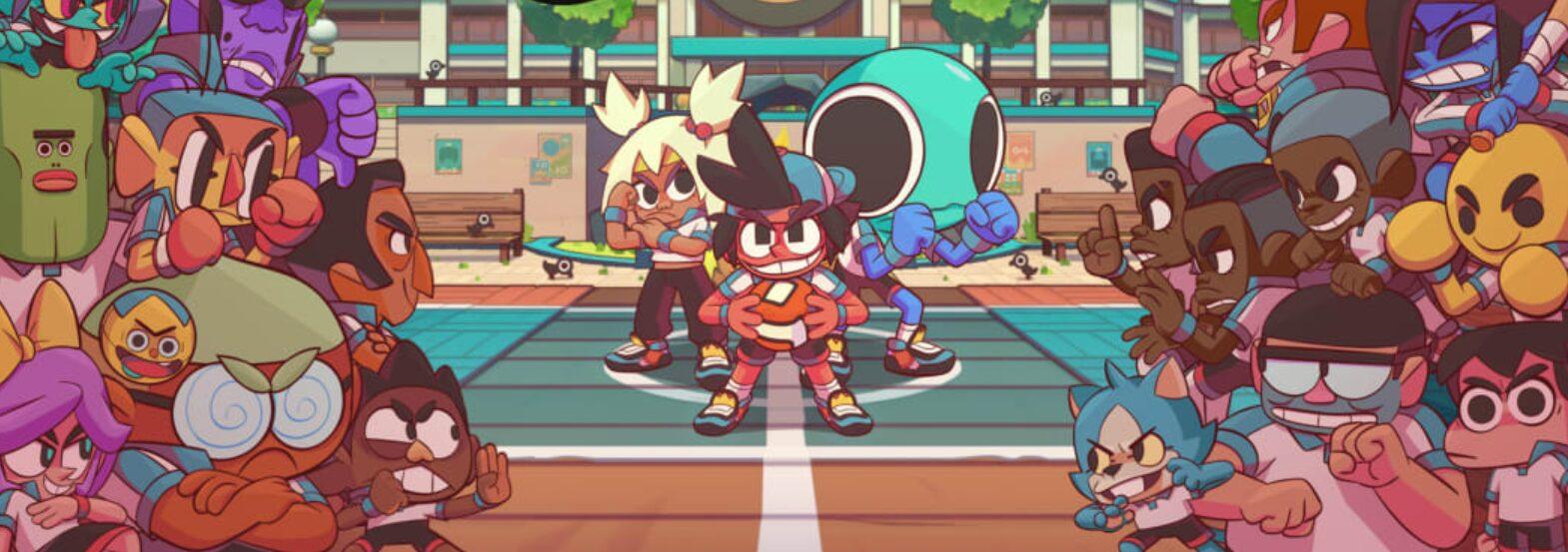 Nintendo Download: Dodgeball Academia