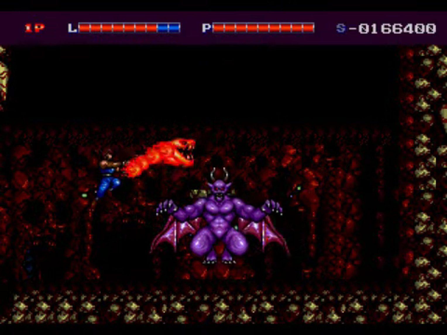 Shadow Blasters Greasy Purple Satan