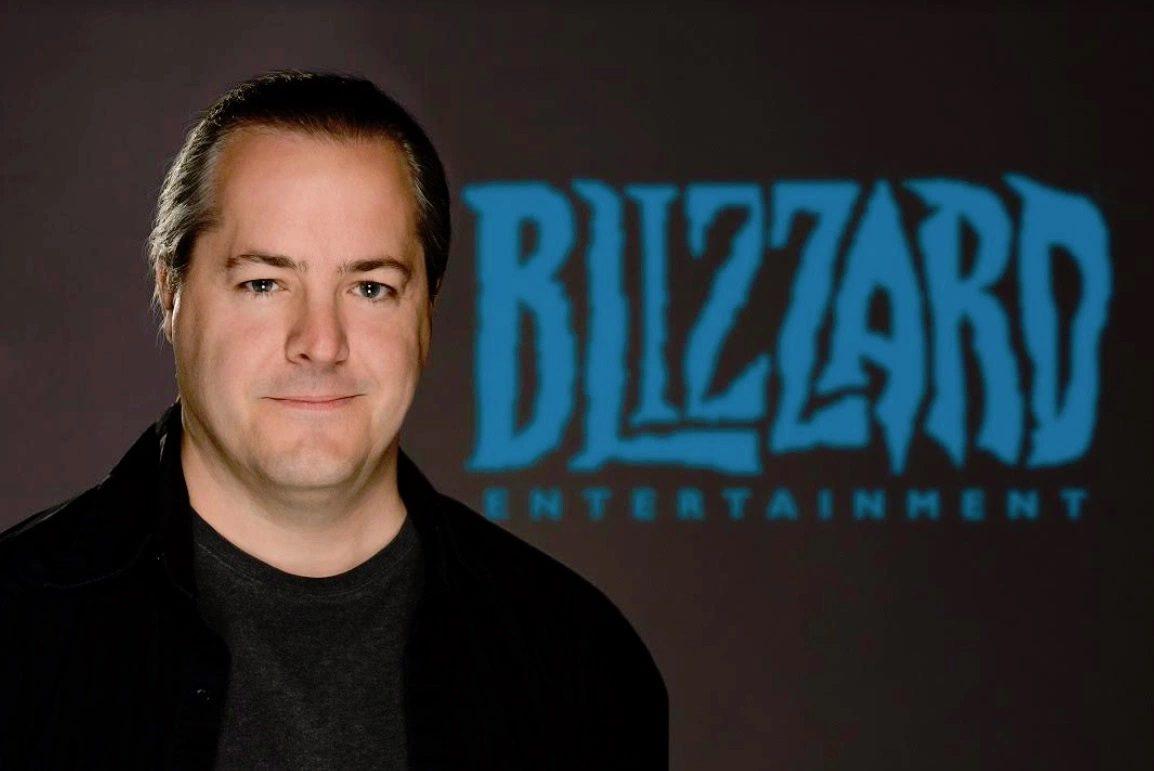 Company president J. Allen Brack is leaving Blizzard amidst discrimination lawsuit