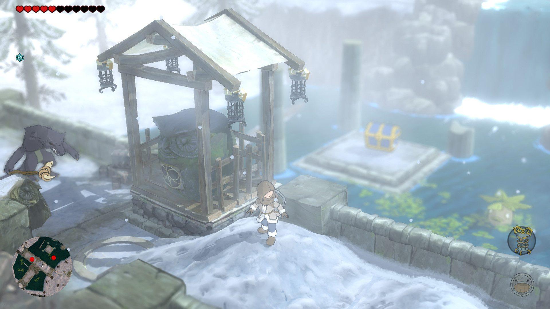 Baldo Snowy Screenshot
