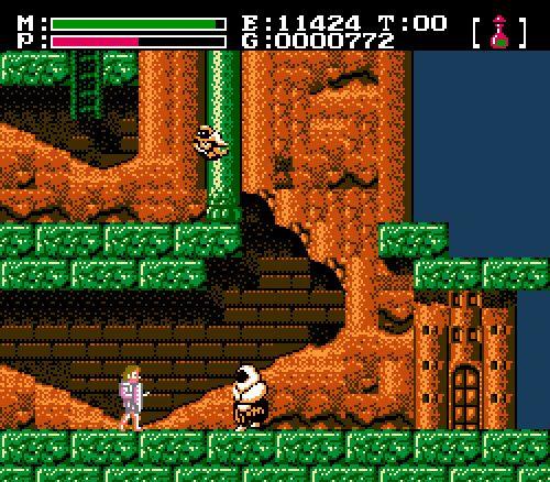 Faxanadu for the NES