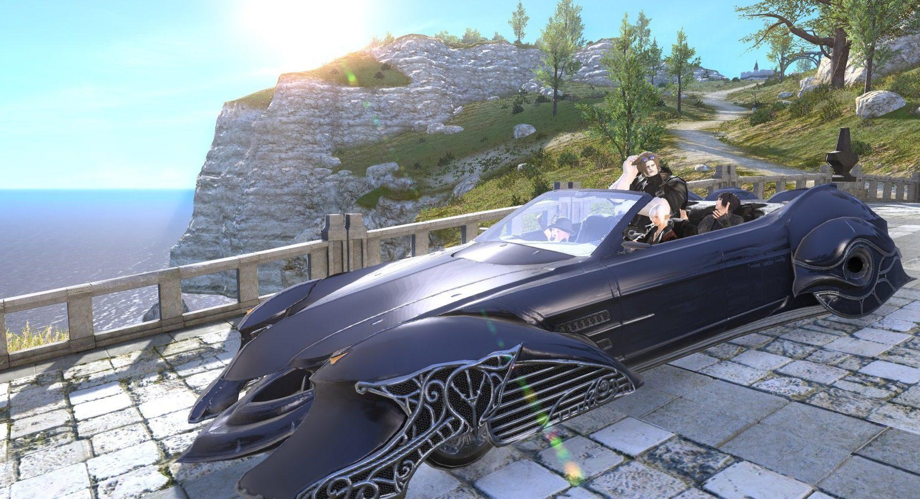 Final Fantasy XV collaboration