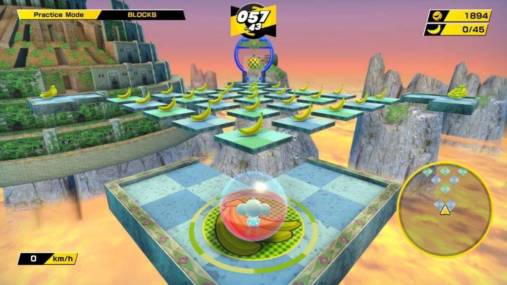 Nintendo Download: Super Monkey Ball Banana Mania