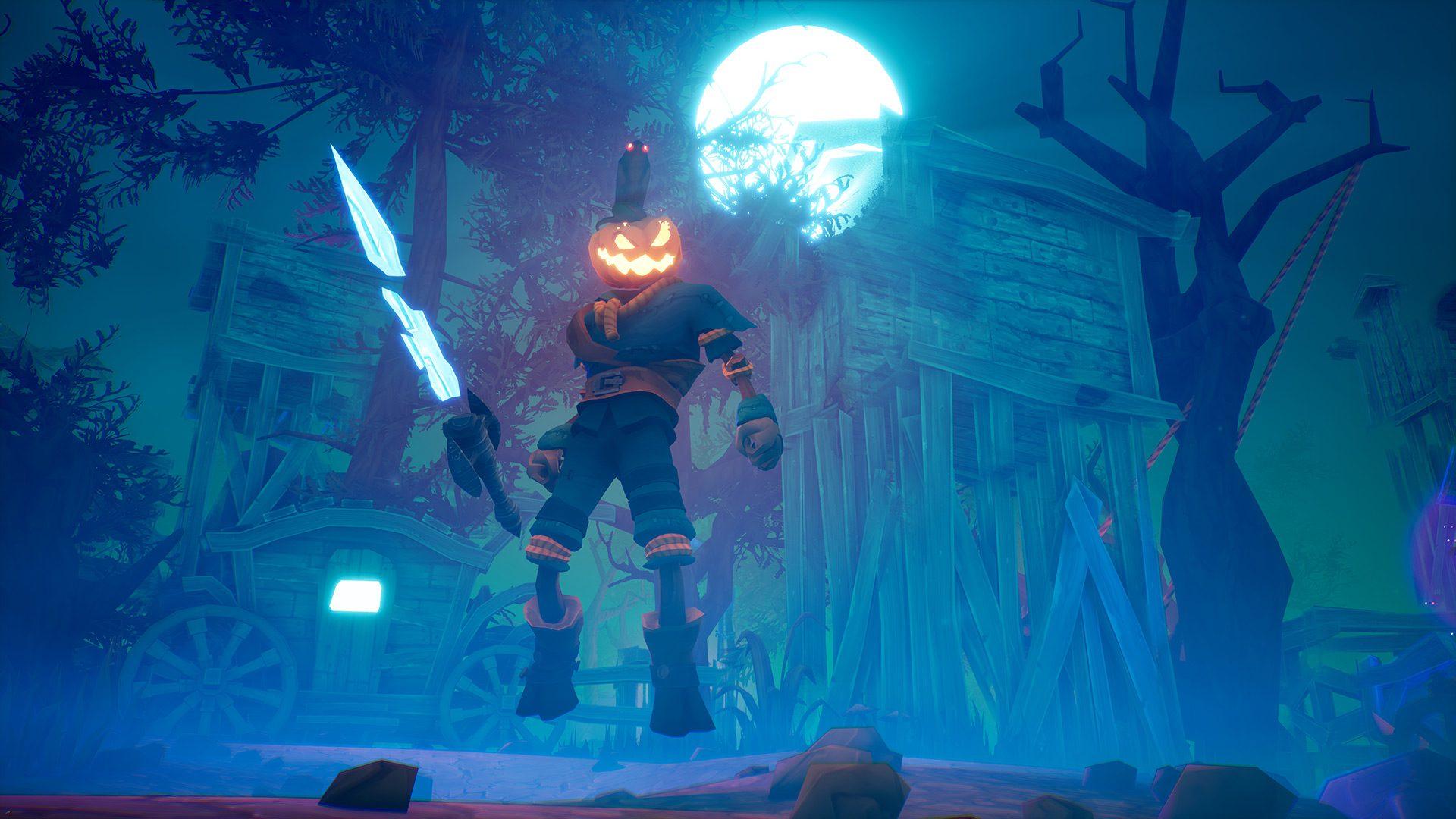 Pumpkin Jack PS5