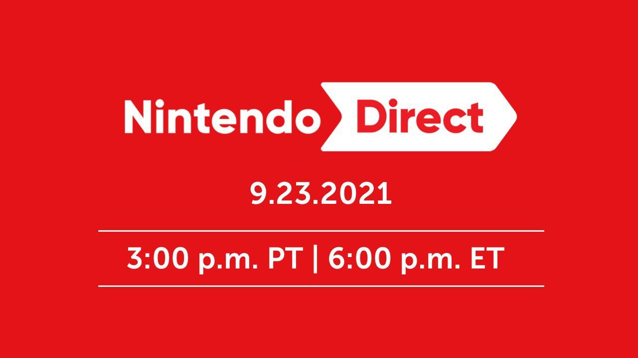 September Nintendo Direct