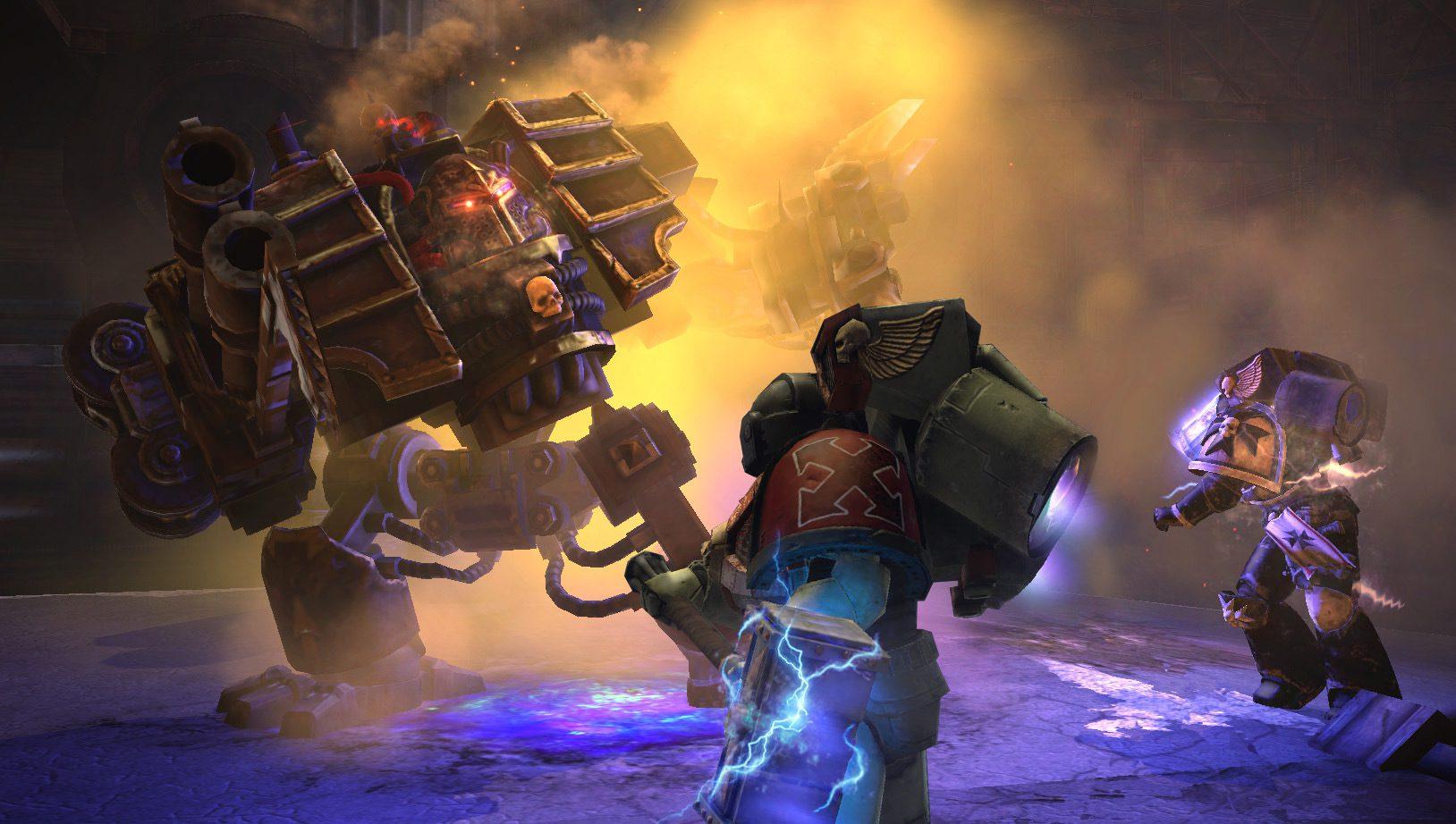Warhammer 40,000: Space Marine Anniversary Edition