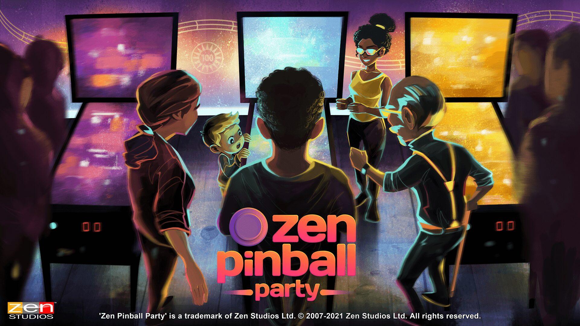Zen Pinball Party impressions