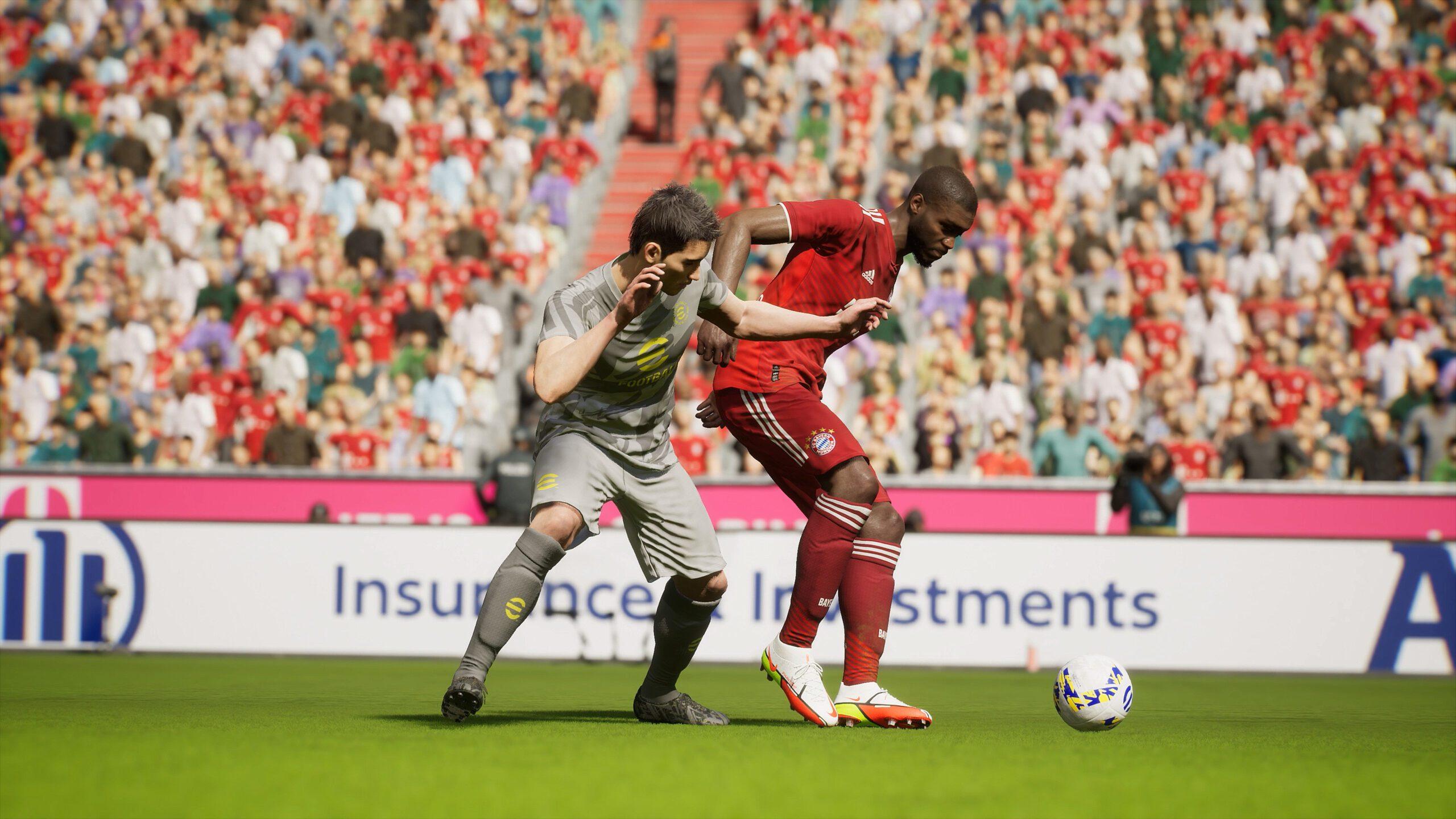 eFootball 2022 glitches