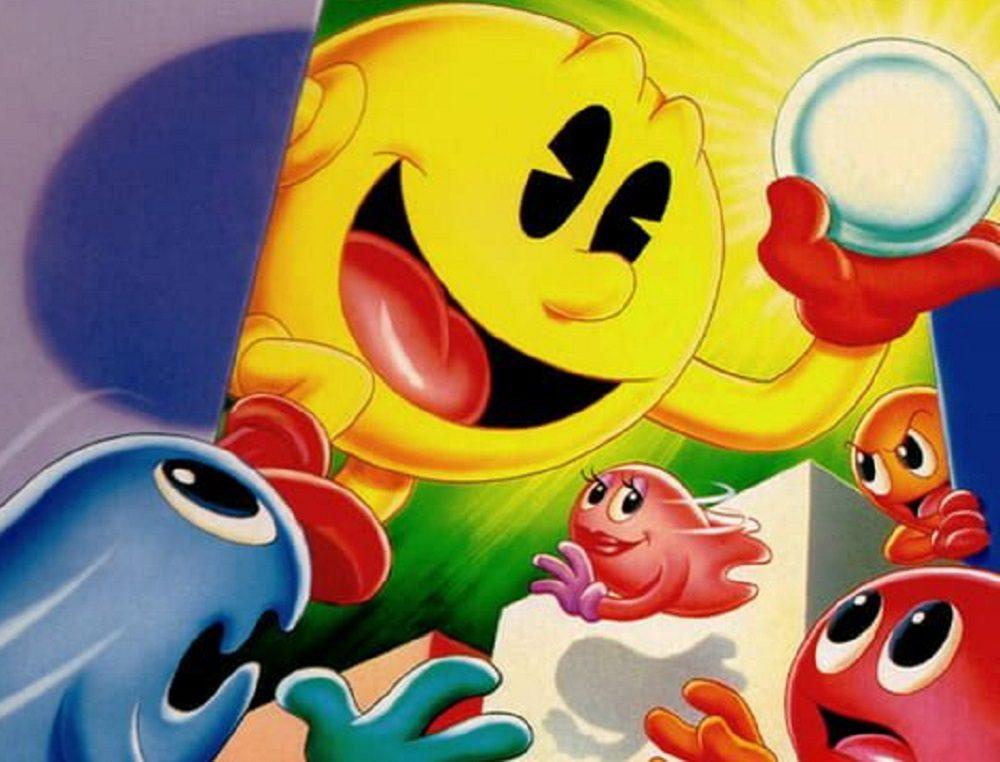 pac-man arcade archives