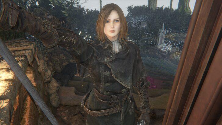 Bloodborne character creator