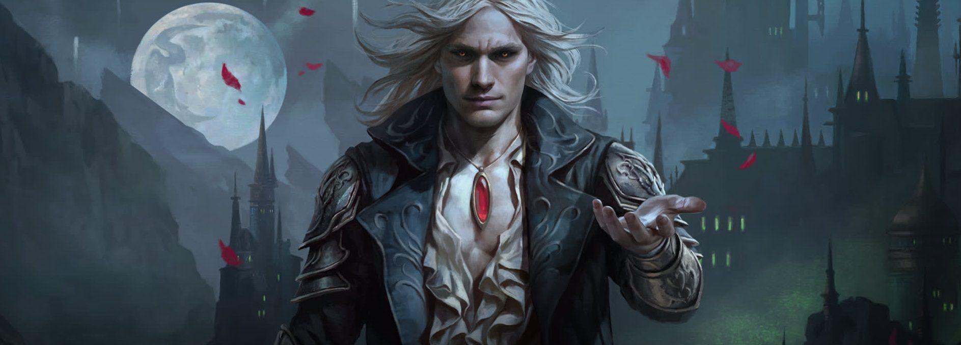 Magic: The Gathering's Crimson Vow set brings plenty of vampires with it