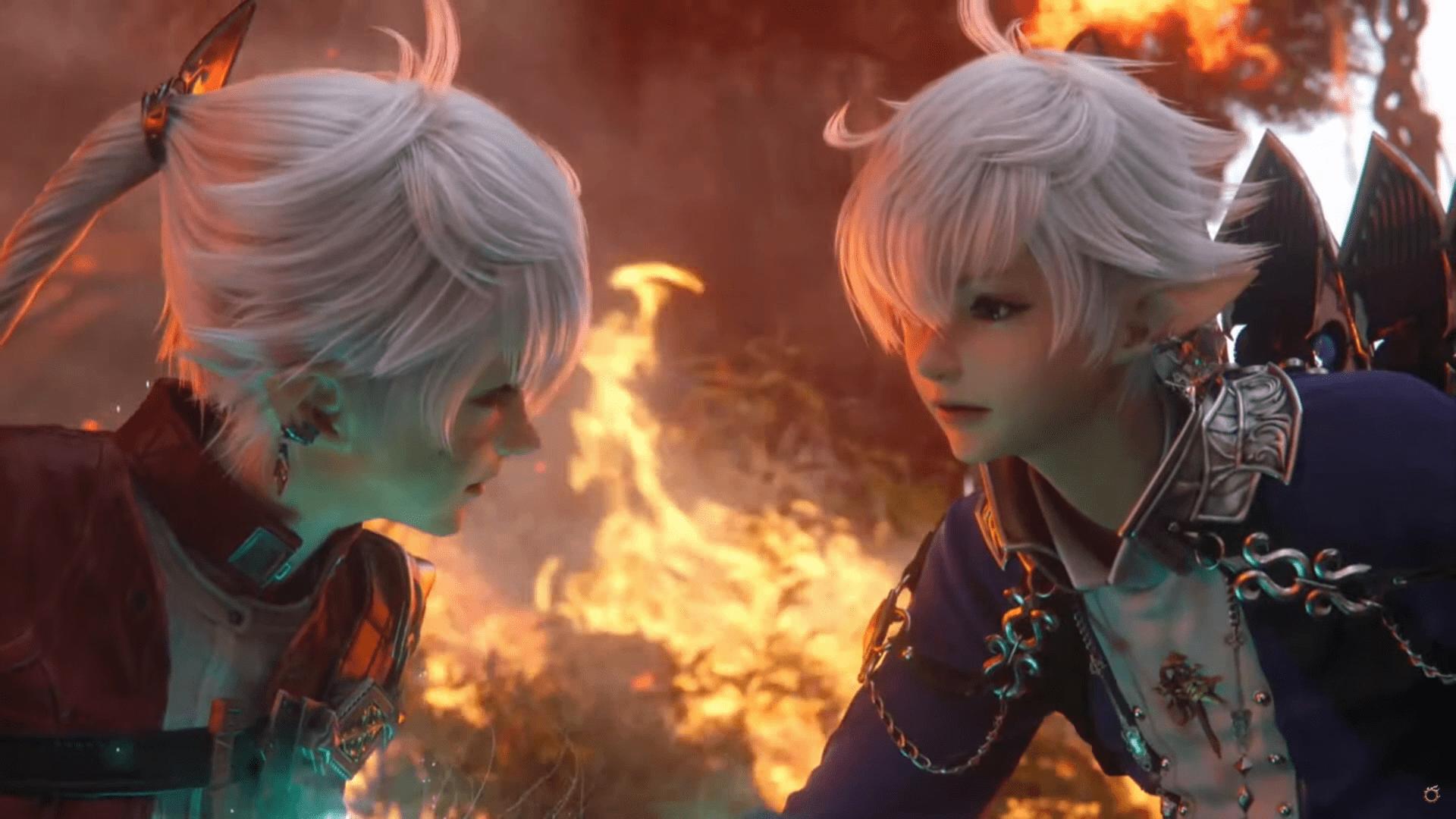 Final Fantasy XIV voice actor cast 2