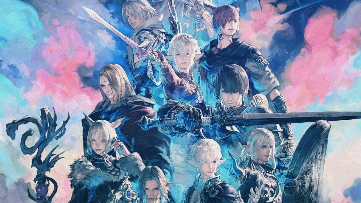 Final Fantasy XIV voice actor cast