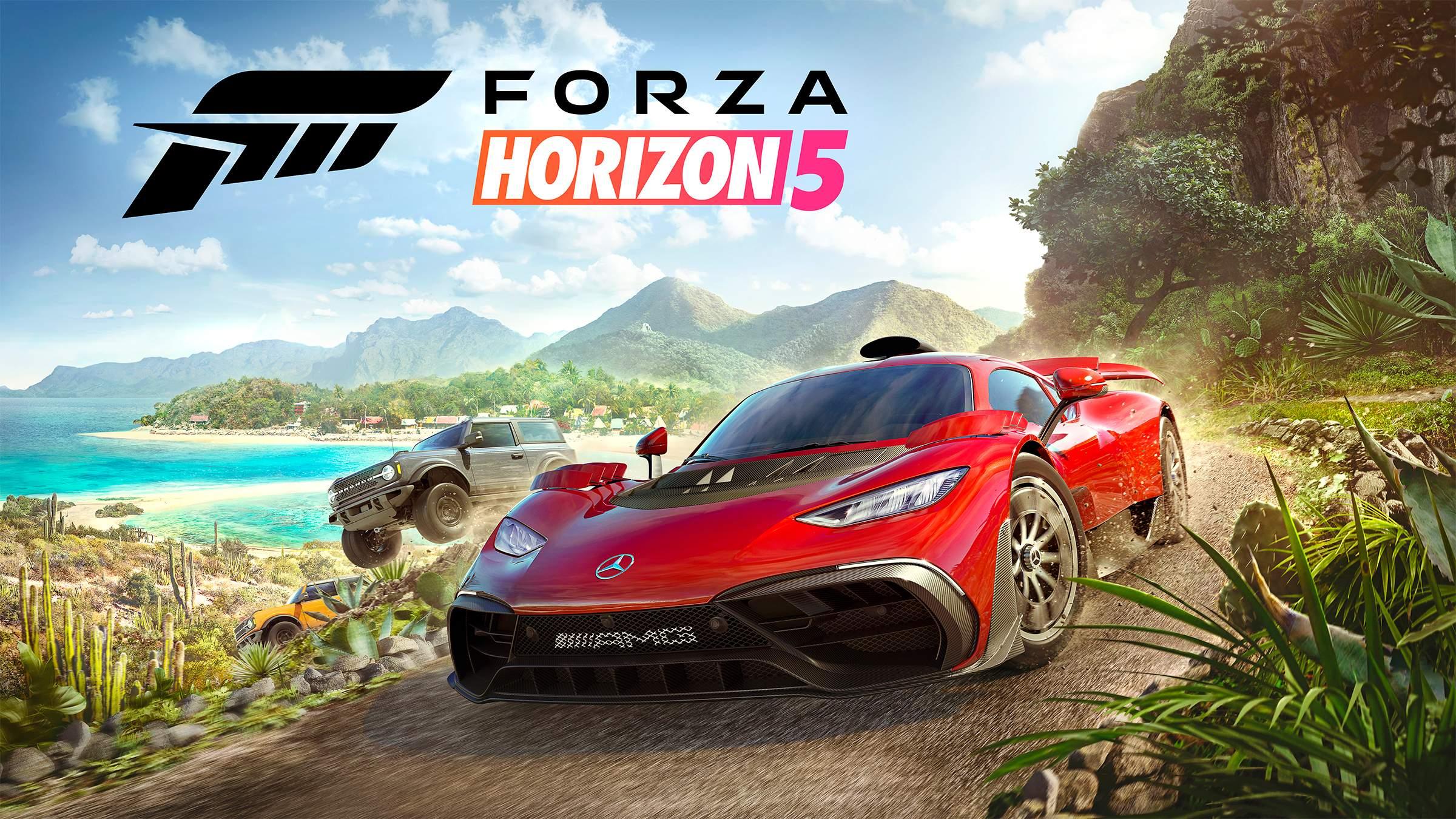 Forza Horzion 5 preview