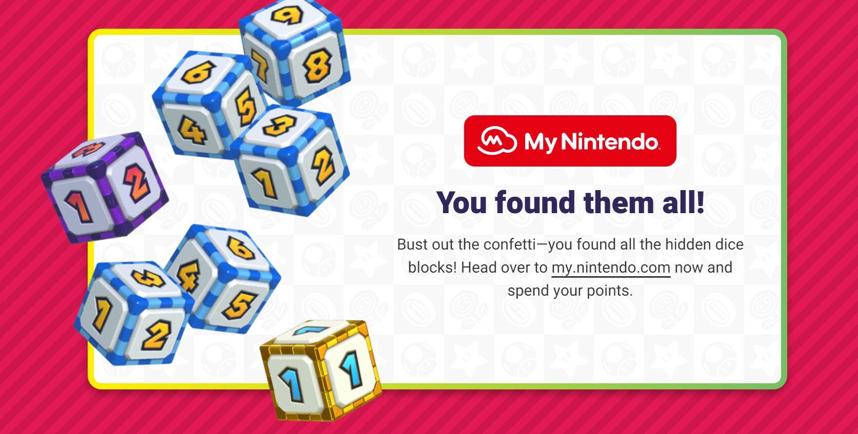 Mario Party My Nintendo