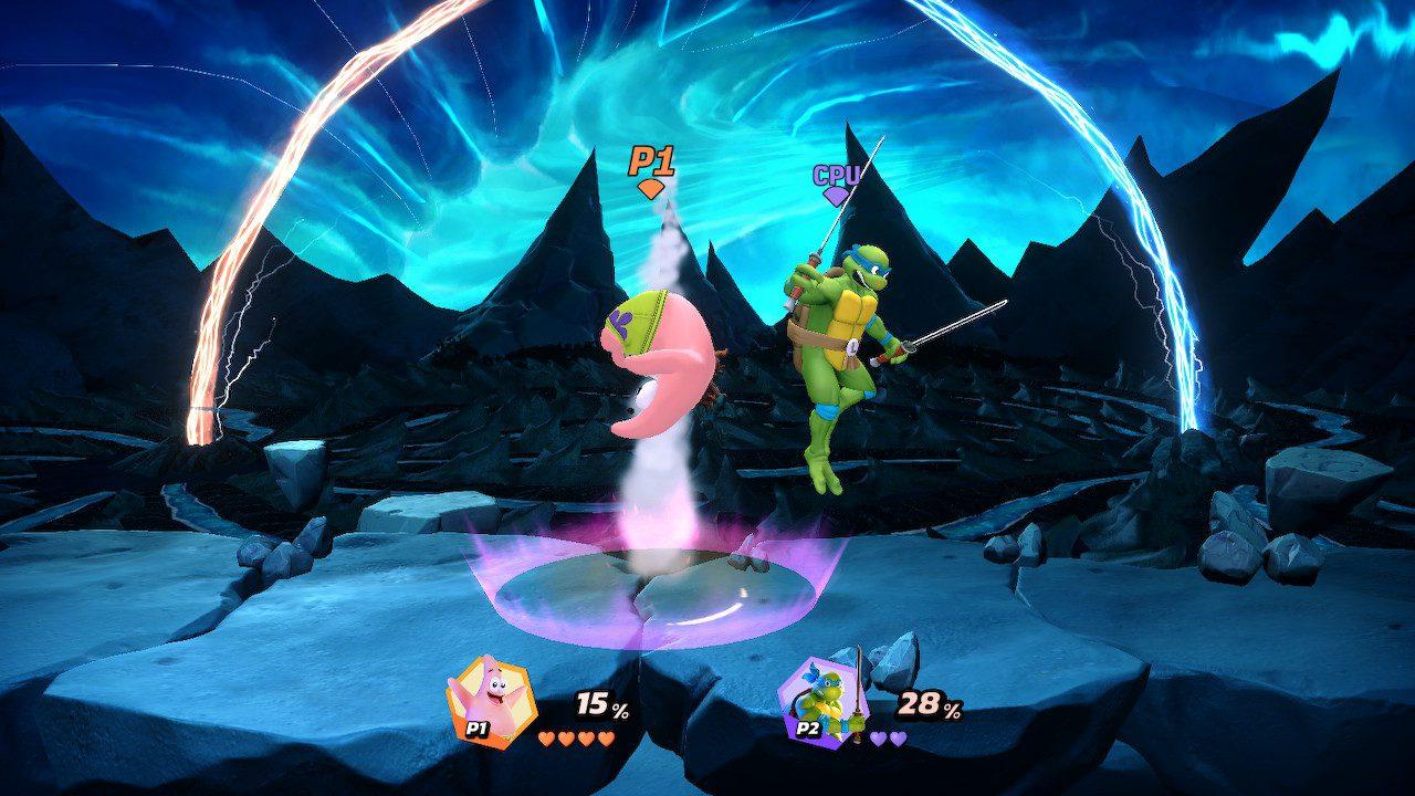 Nickelodeon All Star Brawl screenshot