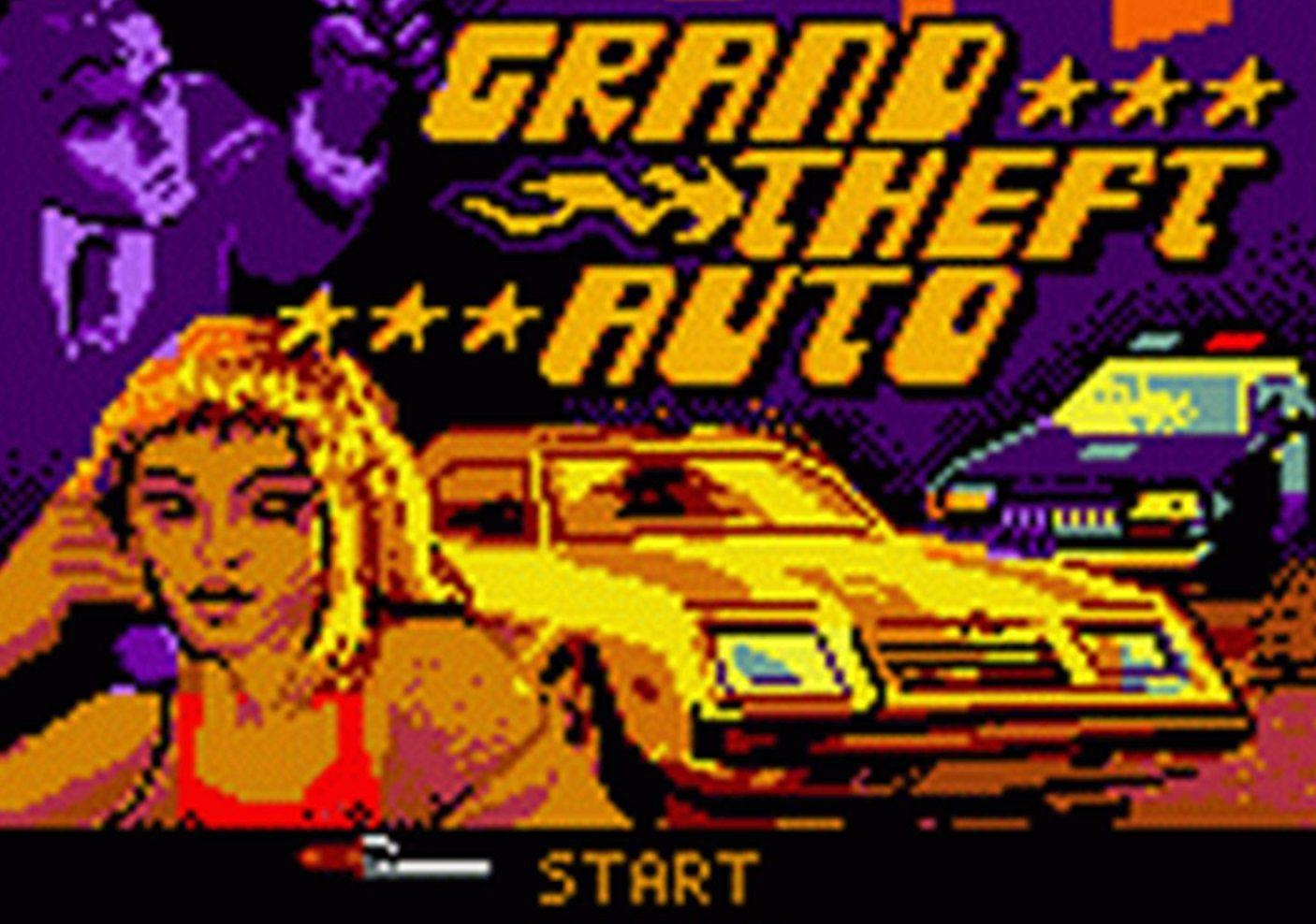 car thieves game boy gta