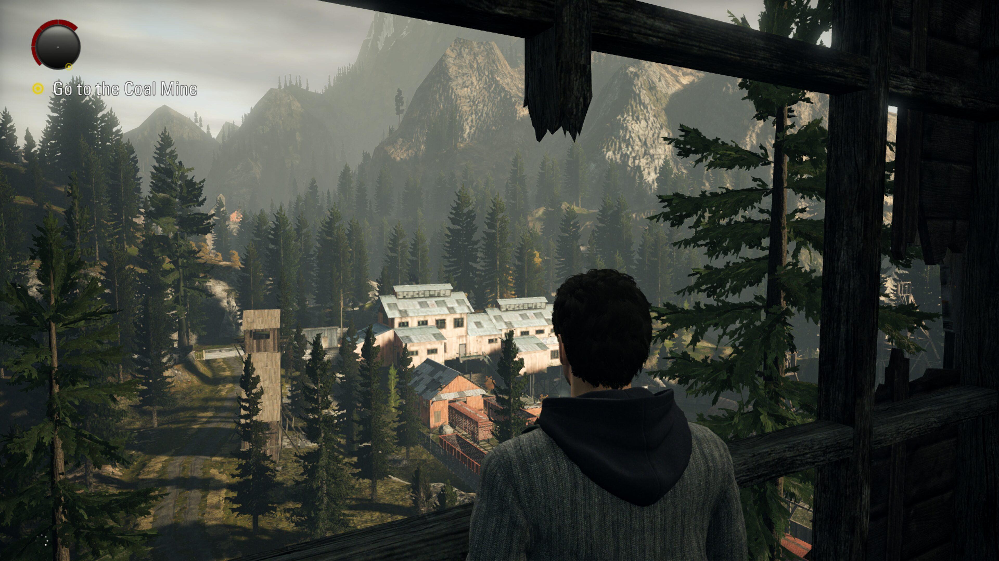 Alan Wake Remastered screenshot